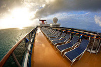 Morning Sun aboard Carnival Legend