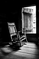 Historic Cabin Rocker