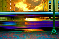 Sunset Trolley
